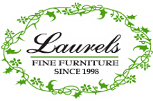Laurels Fine Furniture Logo